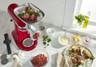 KitchenAid - Metal Food Grinder Attachment - KSMMGA