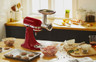 KitchenAid - Metal Food Grinder Attachment