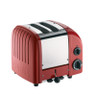 Dualit - Red 2 Slot NewGen Toaster