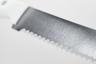"Wusthof - 5"" Classic White Serrated Utility Knife"