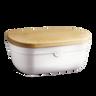 Emile Henry - Blanc Craie Bread Box