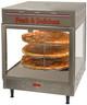 """Benchmark - 18"""" Humidified Rotating Pizza Warmer 120v"""