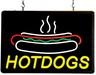 Benchmark - Ultra-Brite Hotdogs Sign 120v