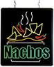 Benchmark - Ultra-Brite Nachos Sign 120v