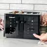 Cuisinart - 4-Slice Touchscreen Toaster