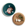 Emile Henry - Feu Doux Garlic Pot
