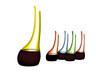 Riedel - Yellow Confetti Cornetto Decanter