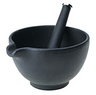 Le Cuistot - Cast Iron Mortar and Pestle (Large) - KMPL