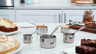All-Clad - 5 Pc Stainless Steel Measuring Cup Set