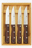 Zwilling J.A. Henckels - 4 Piece Steakhouse Knife Set with Box