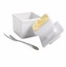 Fox Run - Porcelain Butter Keeper - 03040