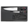 Wusthof - Gourmet 2 Pc Starter Set With Bonus Sharpener - 96541
