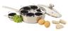 Demeyere - Resto 1.8QT Egg Poacher with Lid