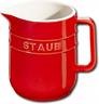 Staub - Cherry 0.25qt Ceramic Creamer - 40511-804