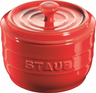 Staub - Cherry Ceramic Salt Crock - 40511-562