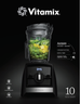 Vitamix - Ascent Series A2500 Black Blender W/ 3 Program Settings - 062348