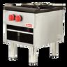 Omcan - Single Gas Stock Pot Range With 100,000 Btu - 37525