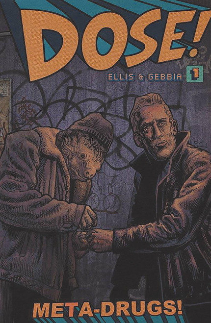 Dose #1 Cover A Gebbia