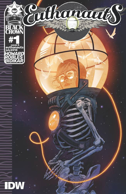 Euthanauts #1 Cover A Robles
