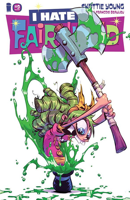I Hate Fairyland #9 Cover A Young