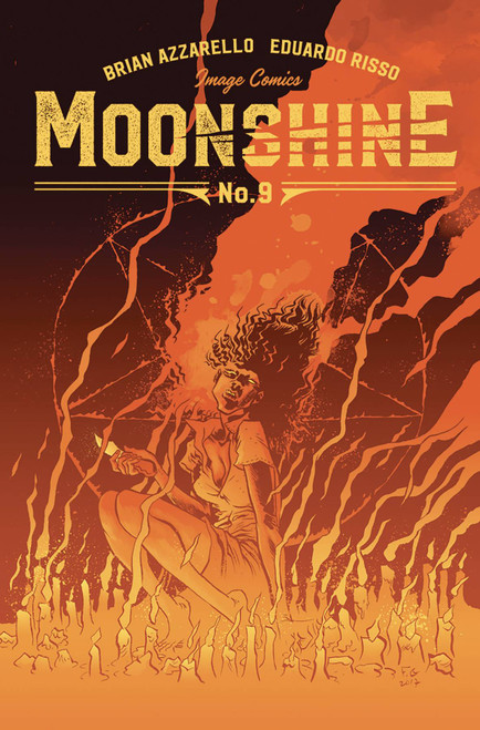 Moonshine #9 Cover B Moon