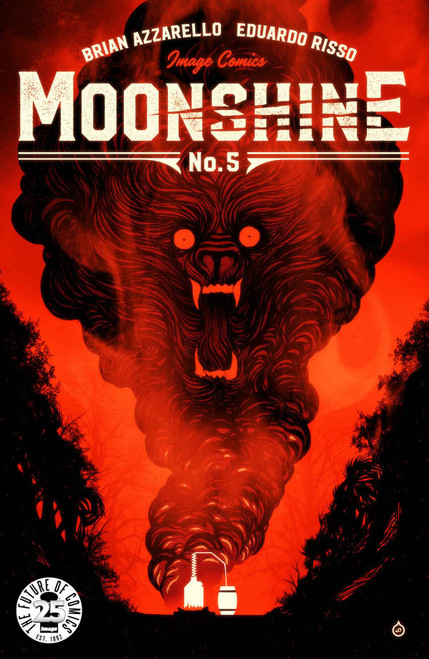 Moonshine #5 Cover B Doe