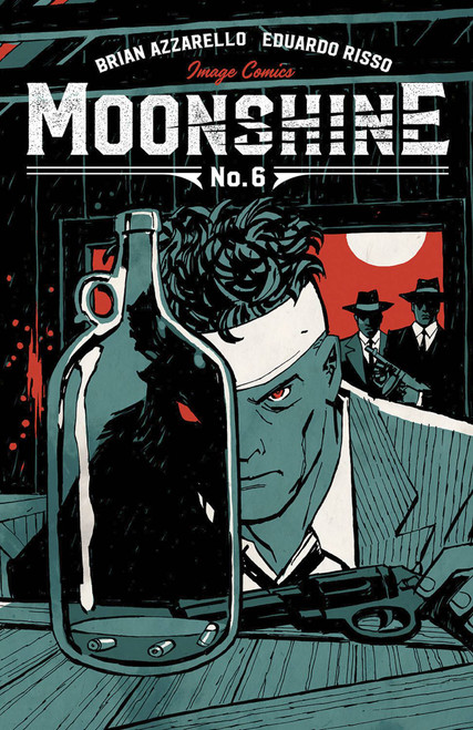 Moonshine #6 Cover B Chiang