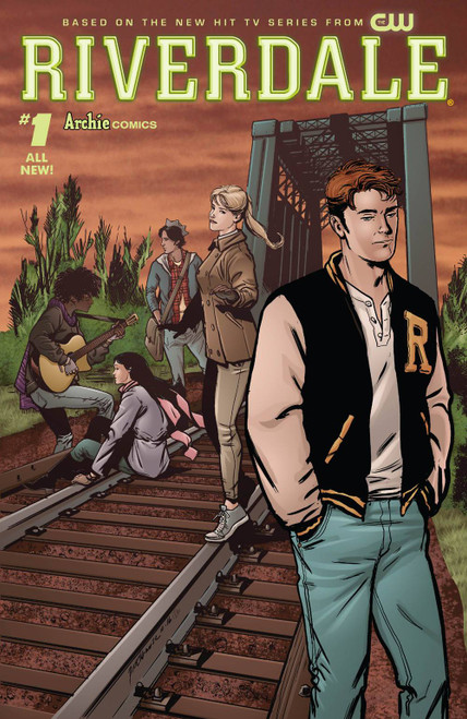 Riverdale #1 Cover D