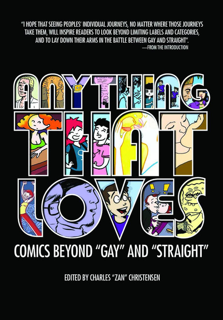 Anything That Loves Comics Beyond Gay And Straight
