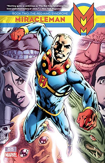 Miracleman 2 The Red King Syndrome