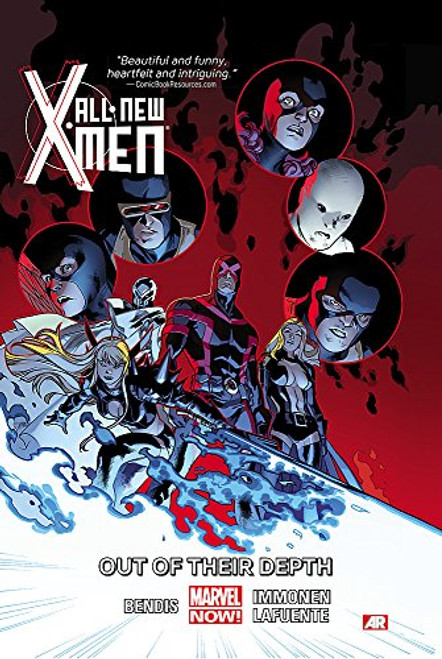 All-New X-Men 3 Out of Their Depth