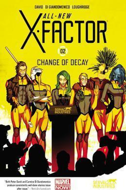 All-New X-Factor 2 Change of Decay