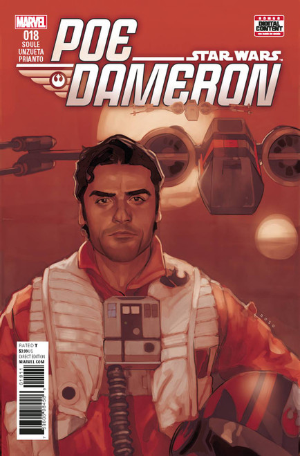 Star Wars Poe Dameron #18