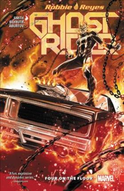 Ghost Rider Four On The Floor