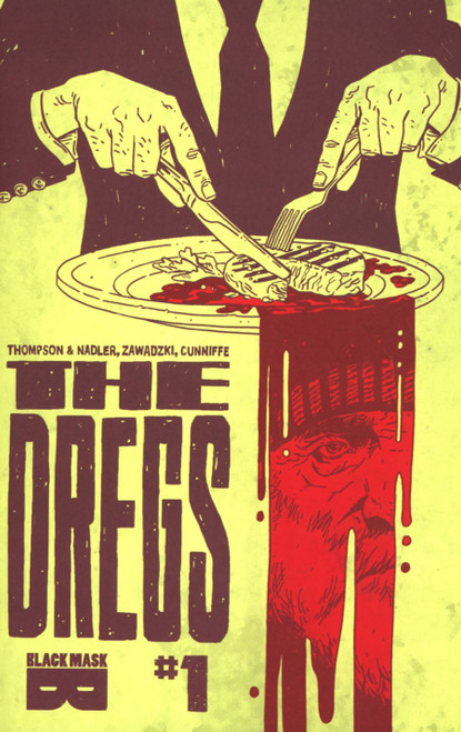 The Dregs #1 Cover A