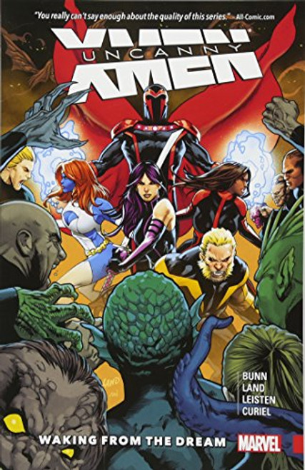 Uncanny X-Men 3 Waking From The Dream