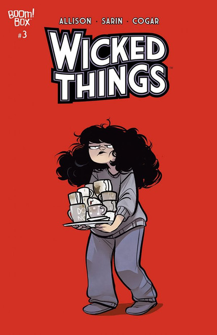 Wicked Things #3 Cover A Sarin