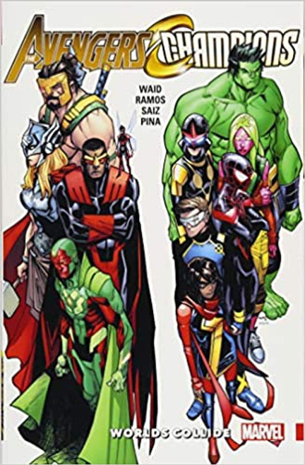Avengers & Champions Worlds Collide