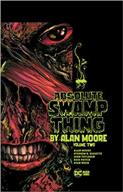 Absolute Swamp Thing 2 HC Alan Moore