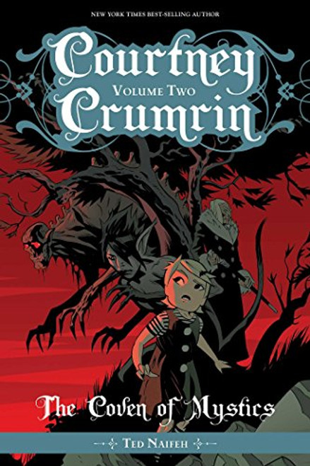 Courtney Crumrin 2 The Coven of Mystics