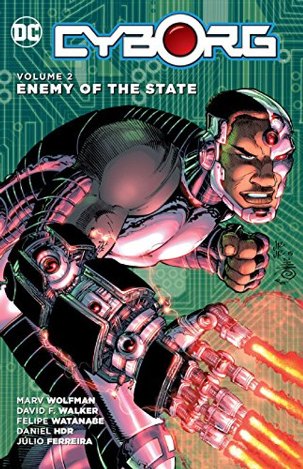 Cyborg 2 Enemy of the State