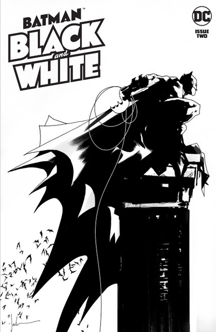 Batman Black and White #2 (of 6) Cover A Jock