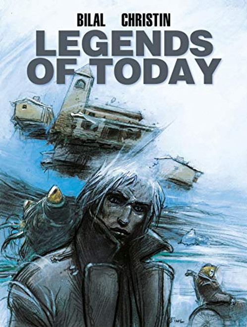Legends of Today HC