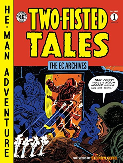 He-man Adventure Two Fisted Tales HC 1