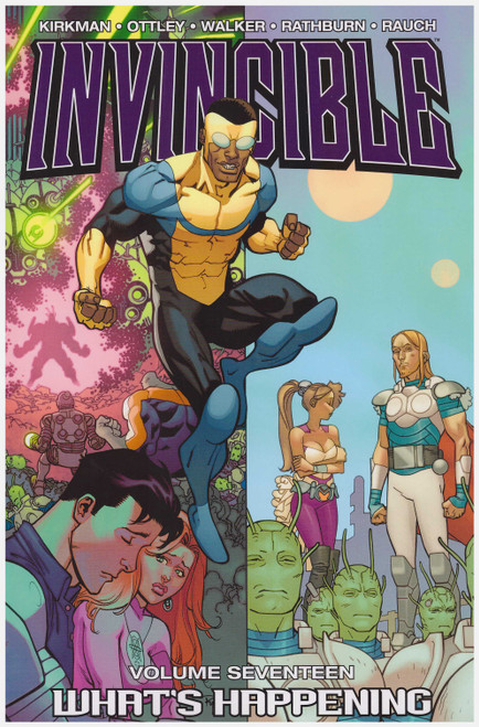 Invincible 17 What's Happening