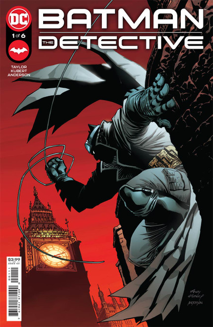 Batman The Detective #1 (of 6) Cover A Andy Kubert