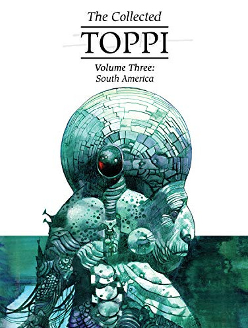 The Collected Toppi HC 3 South America
