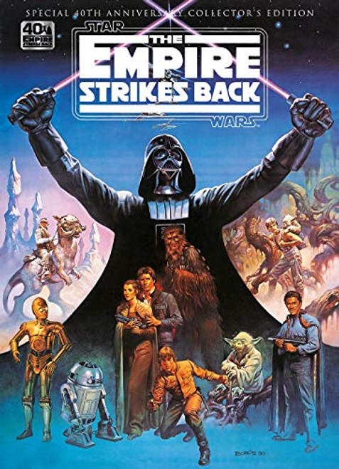 Star Wars: The Empire Strikes Back 40th Anniversary Special HC