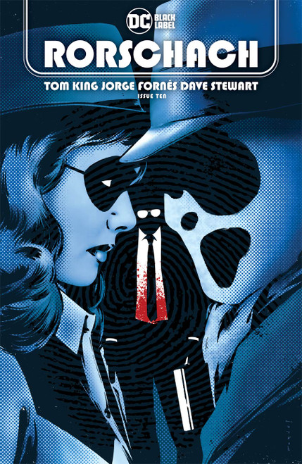 Rorschach #10 (of 12) Cover A Jorge Fornes