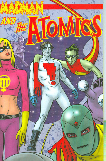 Madman and the Atomics 1